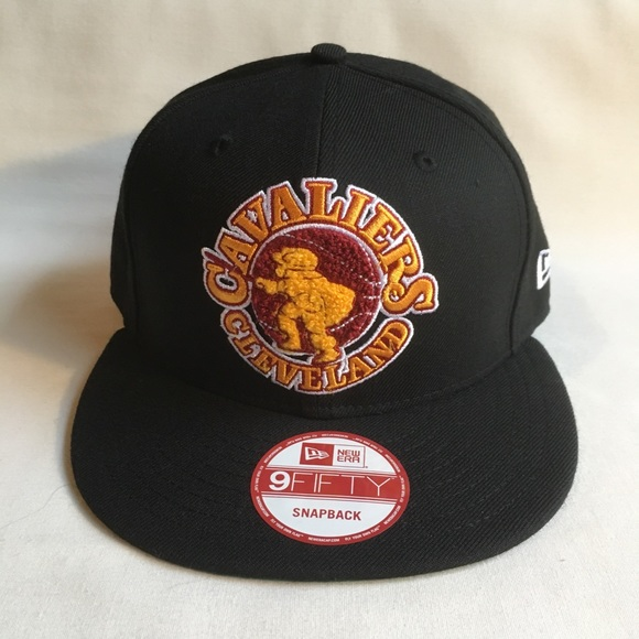 41fa8eff08b Cleveland Cavaliers Letterman snapback hat